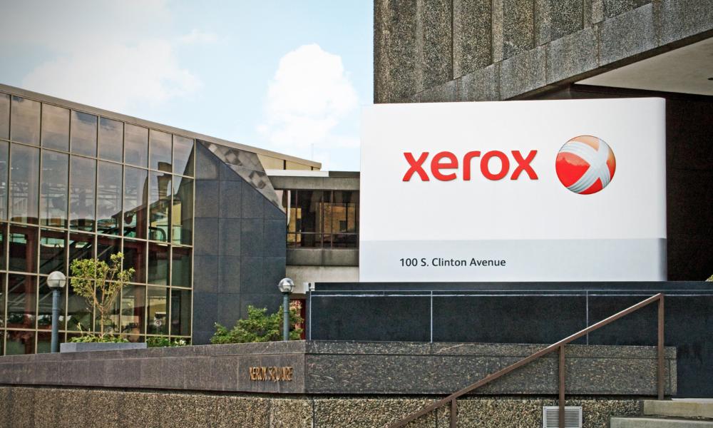 HP bondit en Bourse: Xerox songerait à une OPA