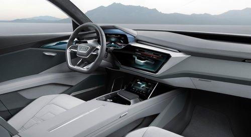 Tesla Interface Concept by Bureau Oberhaeuser