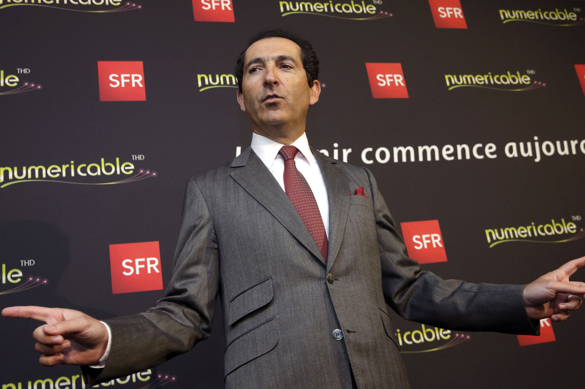 SFR s'empare de Covage, 4e opérateur de fibre optique en France