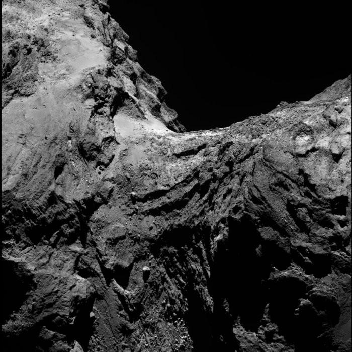 Comet on 30 January 2016