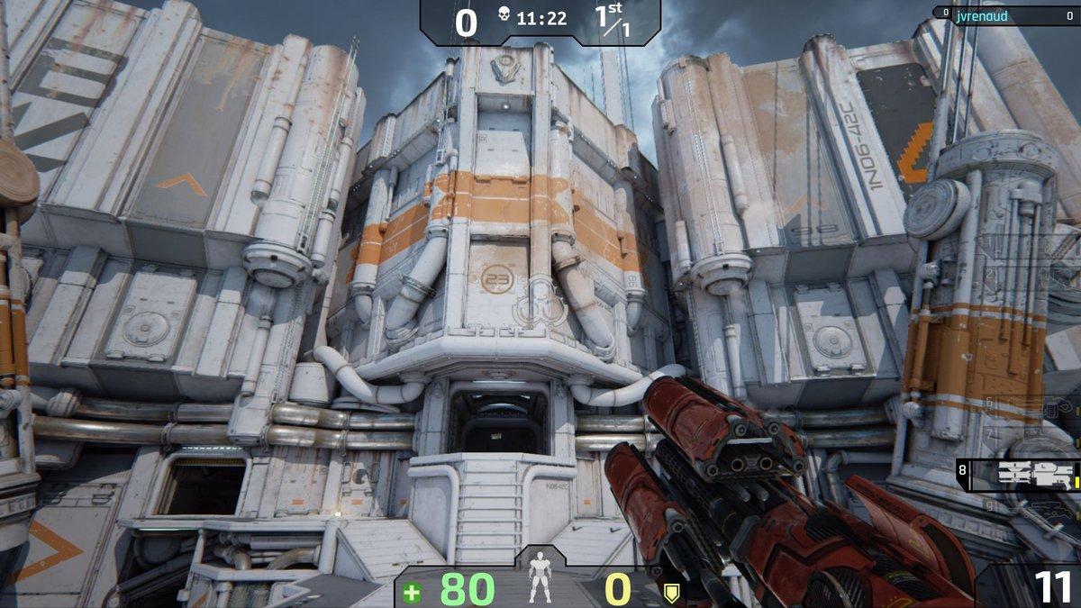 Unreal Tournament - Alpha