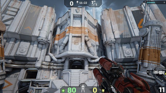 unreal tournament - alpha