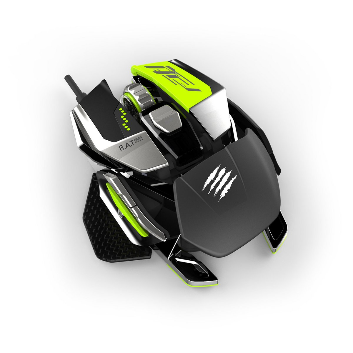 Mad Catz - Souris Gaming R.A.T. PROX