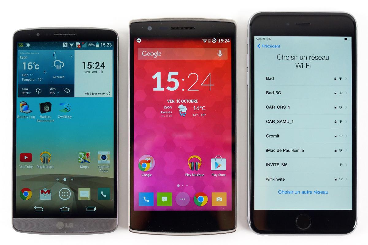 Smartphones chinois : une alternative de plus en plus intéressante