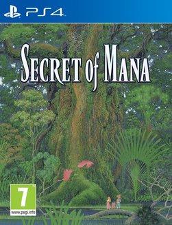 Secret of ManaJeux de rôles Square Enix 7 ans et +