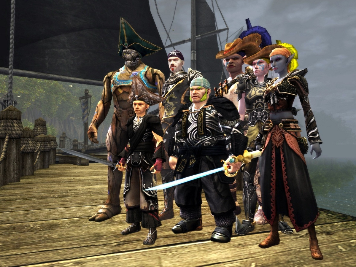 Dungeons & Dragons Online : Eberron Unlimited