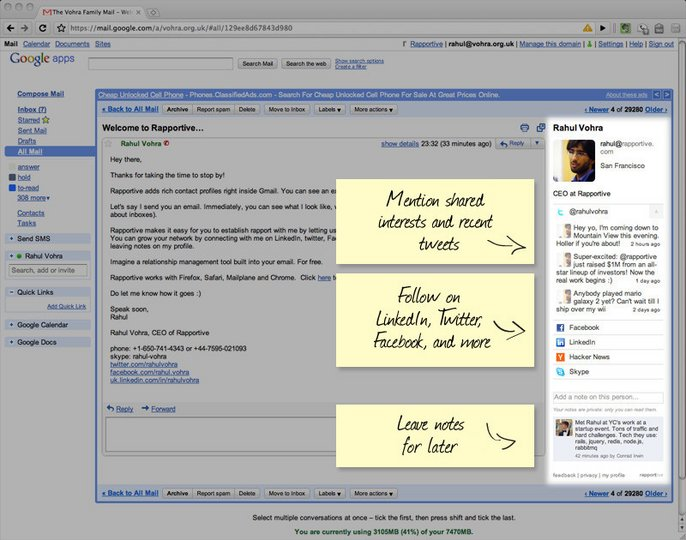 Les 10 meilleures extensions pour la messagerie de Gmail