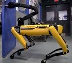 Nouvelle prouesse du robot-chien de Boston Dynamics
