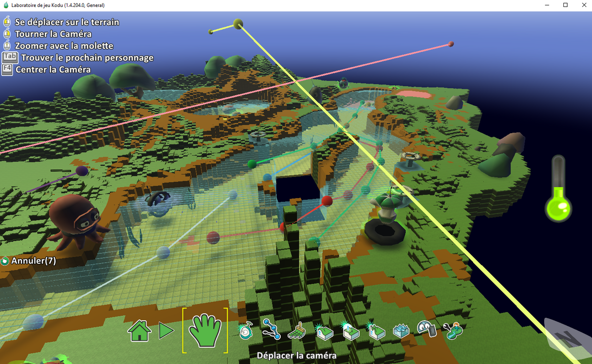 Microsoft Kodu Game Lab-F