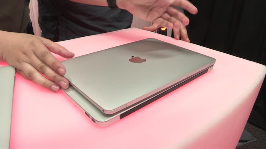 Nouveau MacBook d'Apple en vidéo : déballage et premières impressions
