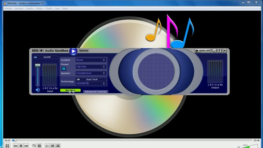 srs audio sandbox for the pc clubic