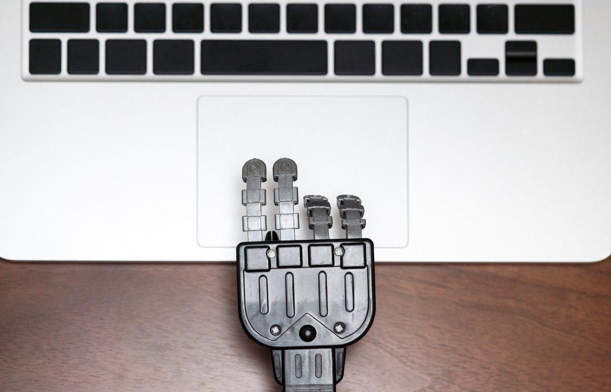Robot emploi travail