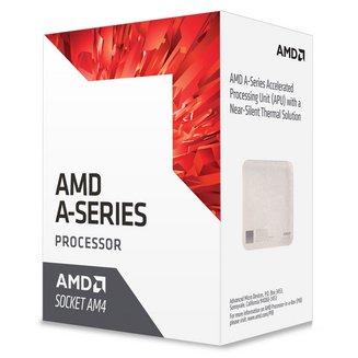 A12-9800E (3.1 GHz)Quad-core (4 Core) 2 Mo 3,1 Ghz Quad Core AMD 3 an(s) AMD 3,80 GHz Socket AM4 Radeon R7 AMD A12