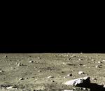Beaucoup plus d'oxyde de fer et de titane découverts sous le manteau lunaire