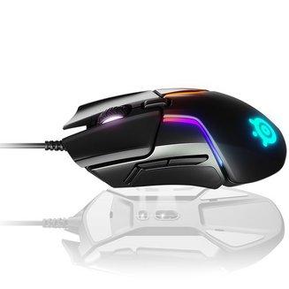 Rival 600filaire USB Optique Gamer Gamer Roulette de Défilement Pour Droitier Uniquement 2 an(s) Ergonomique 7 2 m 12000 dpi 159 g