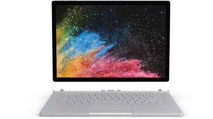 Surface Book 2 - 16 Go - 256 Go - Core i7avec clavier physique 1 an(s) Quad-core (4 Core) Windows Tablette PC Core i7 256Go 15 pouces 16 Go 1 x USB Type C Secure Digital Capacité Etendue (SDXC UHS-II) Surface Book 2 Windows 10 Professionnel Creators Update 64 bits i7-8650U 4,2 GHz 2 x USB type A (version 3.1 Gen1) 17 Heure(s) NVIDIA GeForce GTX 1060 3240 x 2160 1,91 Kg