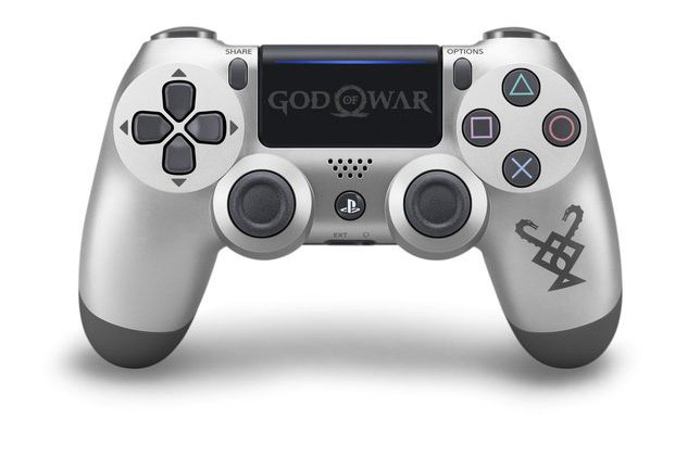 PS4 Pro God Of War Edition Raw