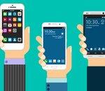 Smartphone: les fans d'Apple moins fidèles que ceux d'Android