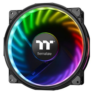 Riing Plus 20 RGB Case Fan TT Premium EditionBoîtier - de 2000 tours/mn 1000 tours/mn 200 mm 29,2 dBA 16 à 37 dBA 117,96 CFM