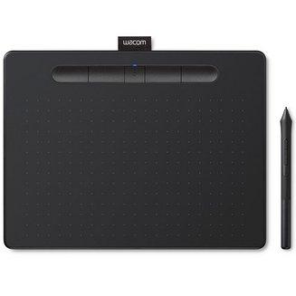 Intuos S avec Bluetooth - NoirSans Fil Bluetooth USB 2540 lpi 4096 250 g Noir