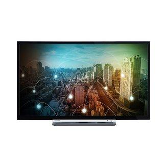 24W3753DGTV LED WiFi HD TV Port Ethernet 600 Hz Wifi 24 pouces Non Câble (DVB-C) 16:9 61 cm TNT HD TNT 1366 x 768 Cl+ 2 x HDMI 1.4 Bluetooth RJ45 USB 2.0 VGA (D-sub 15 Femelle) Video Composite DTS TruSurround