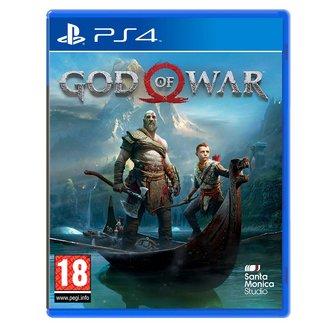 God of WarSony 18 ans et + Action/aventure