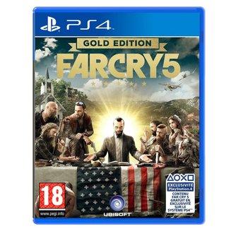 Far Cry 5 (Gold Edition)Ubisoft 18 ans et + Action