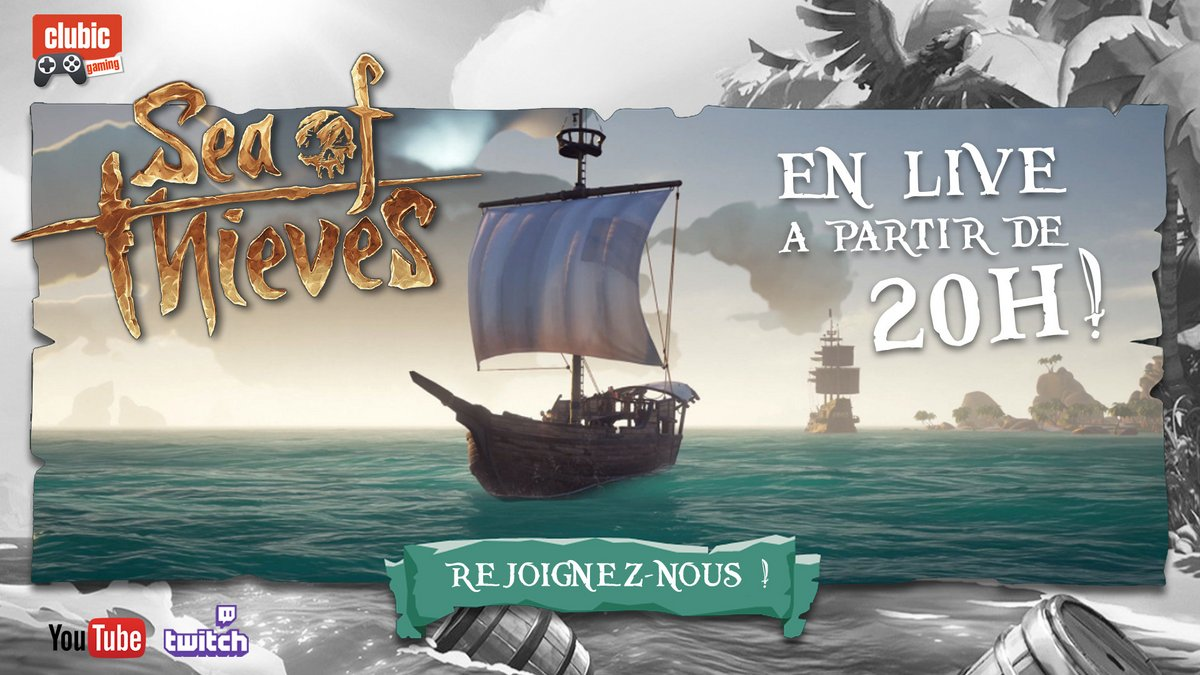 Annonce Sea Of Thieves