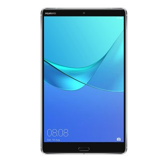 MediaPad M5 32Go - Gris (53010BDL)avec clavier tactile Wifi 32Go 3G Micro SD Android 4 Go 2560 x 1600 8,4 pouces Bluetooth 4.2 Hisilicon Kirin 4G LTE MediaPad Kirin 960 Android 8.0 (Oreo) USB-C 2,4 GHz