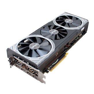 Nitro+ Radeon RX Vega 64 - 8 Go (11275-03-40G)avec ventilateur 2 x HDMi PCI Express 3.0 x16 Carte Graphique 8 Go 1 an(s) 2 x DisplayPort 1.4 Radeon RX Vega 64 HBM2 945 MHz