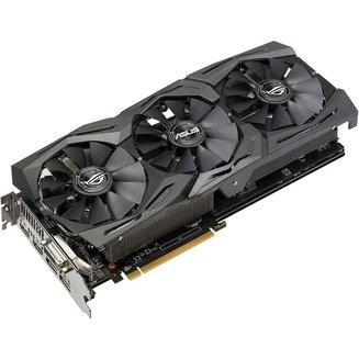 Radeon RX 580 ROG STRIX T8G - 8 Go (ROG-STRIX-RX580-T8G-GAMING)avec ventilateur GDDR5 2 x HDMi PCI Express 3.0 x16 DVI-D 3 an(s) 1 x DVI 8 Go 2 x DisplayPort 1.4 8000 MHz Radeon RX 580