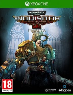 Warhammer 40K : Inquisitor - Martyr (Xbox One)Xbox One
