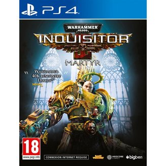 Warhammer 40K : Inquisitor - Martyr (PS4)PS4