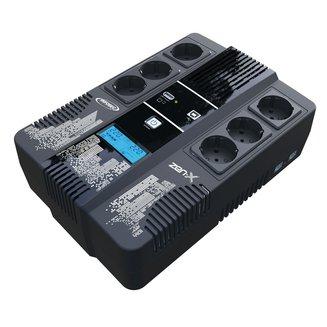 ZEN-X 600600 VA Oui Oui Oui 360 W