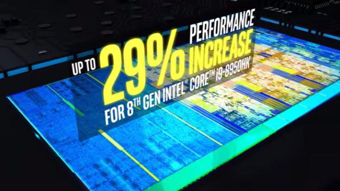 Intel i9 8950HK