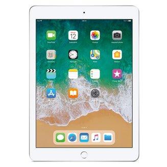iPad avec écran Rétina Argent - 128 Go Wi-Fi (MR7K2NF/A)9,7 pouces iPad Tablette 10 Heure(s) 128Go 4:3 iOS 2048 x 1536 Écran Retina Bluetooth 4.2 IPS LED Tactile 469 g Apple A10 Apple A10 Fusion Wi-Fi AC Apple iOS 11