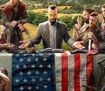 #Rediff   Test Far Cry 5 : faut-il plonger au coeur d'Hope County... et d'un culte ?
