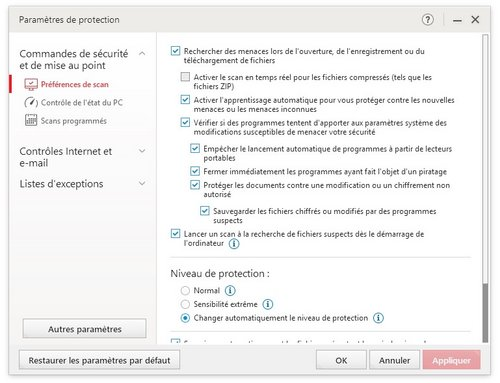 trend micro détection comportementale comparatif antivirus 2018