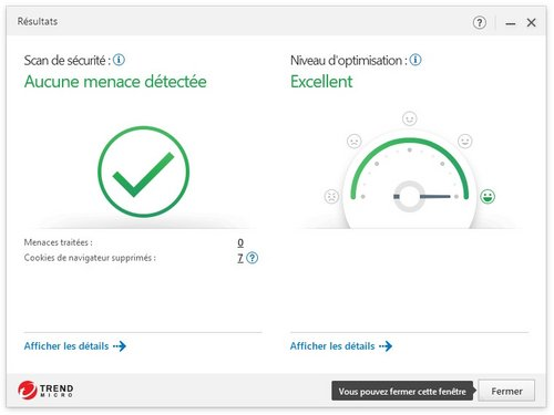 trend micro interface comparatif antivirus 2018