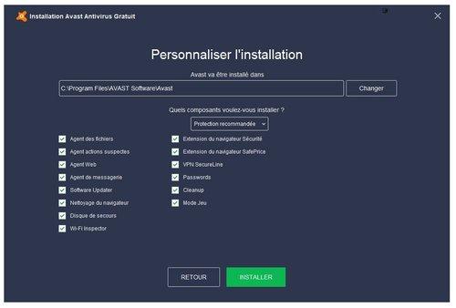 Avast antivirus gratuit 2018 test et t l chargement - Telechargement open office 3 2 gratuit ...