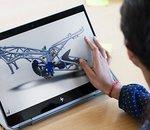 Le HP Zbook Studio x360, pensé pour les créatifs !