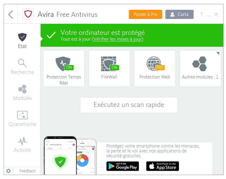 AVIRA CLUBIC TÉLÉCHARGER GRATUIT SECURITY INTERNET 2013