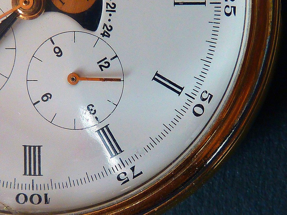 Chronomètre temps © Pixabay
