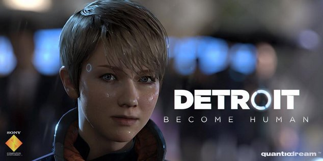 Detroit : Become Human, un jeu du studio Quantic Dream