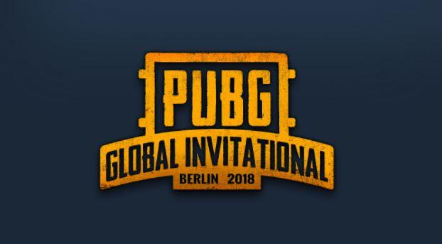 PGI 2018 PUBG