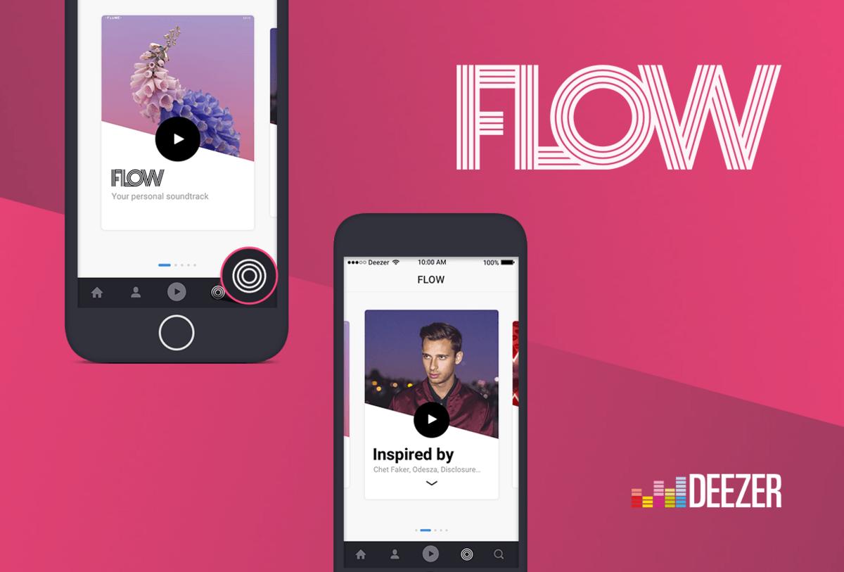 flow deezer