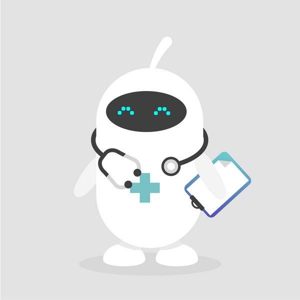 fotolia robot santé