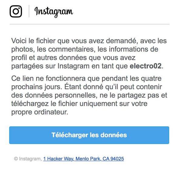 instagram rgpd tuto 3