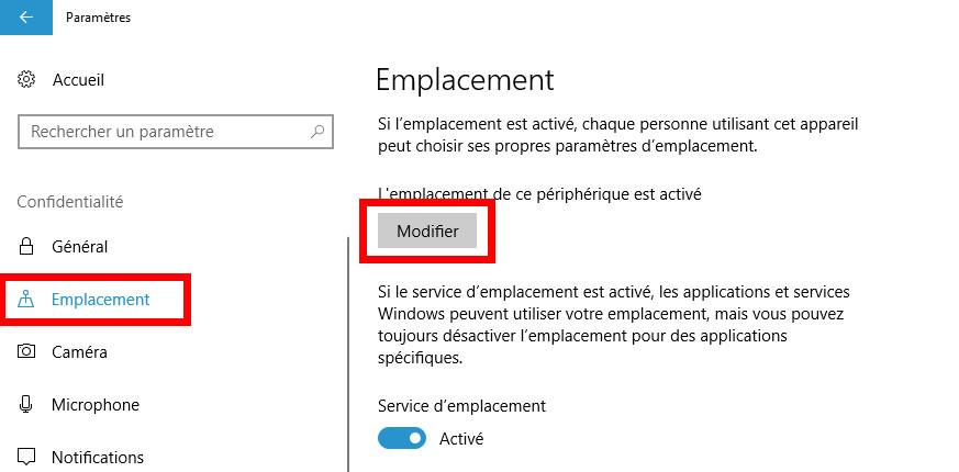 Tuto Windows 10 intrusif 2