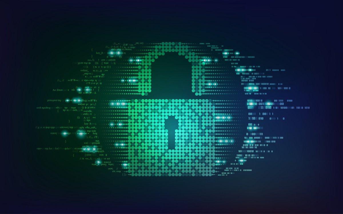 Fotolia protection des données verrou internet